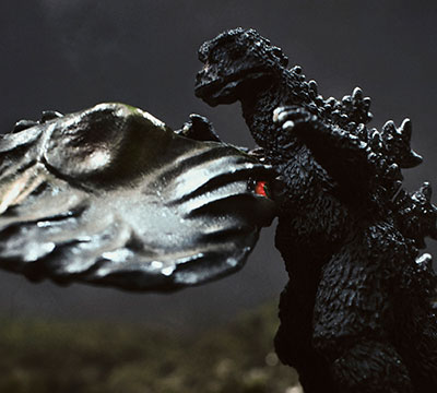 Godzilla vs Flying Hedorah