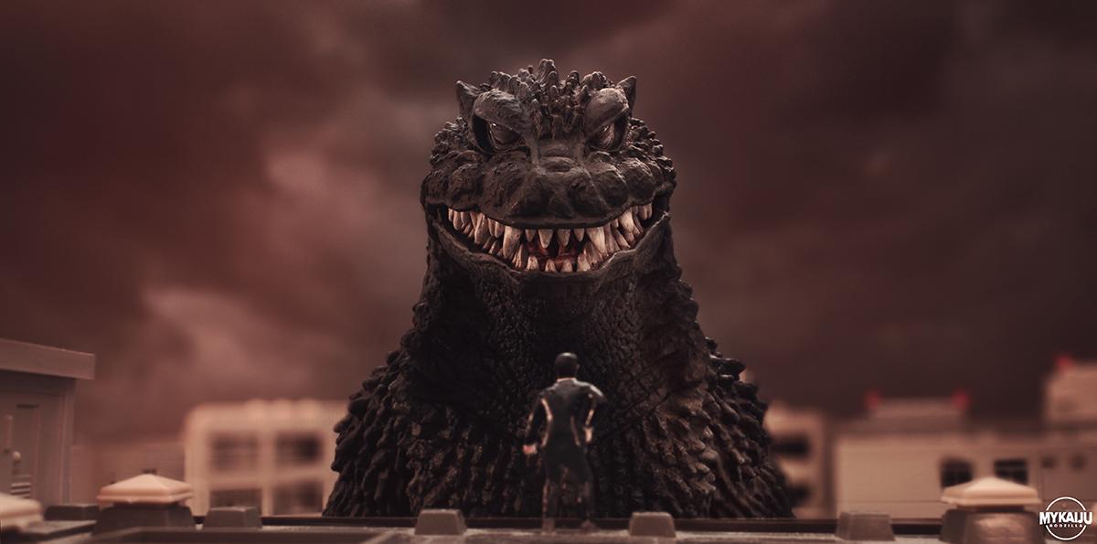 Calendar Book Covers : Godzilla mykaiju