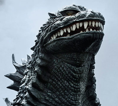 Godzilla 2000 appears