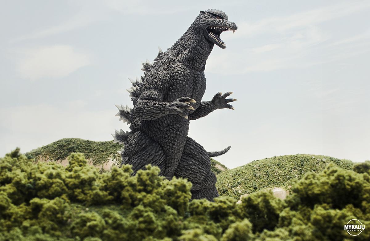 X-Plus 30cm Godzilla Final Wars 2004