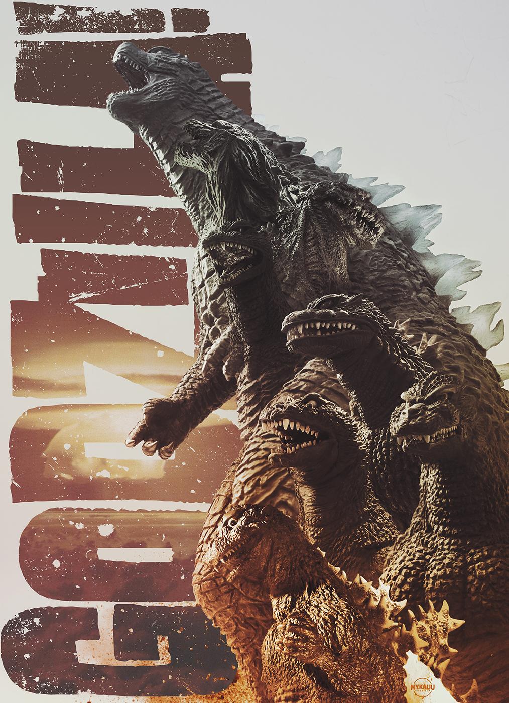 Godzilla Eras