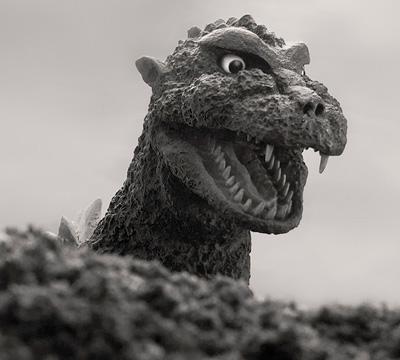 MyKaiju Godzilla   Godzilla Appears (1954)