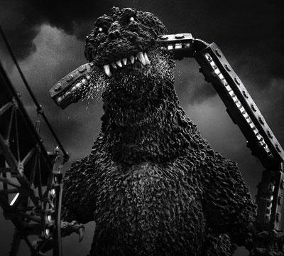 MyKaiju Godzilla | X-Plus Godzilla 1954