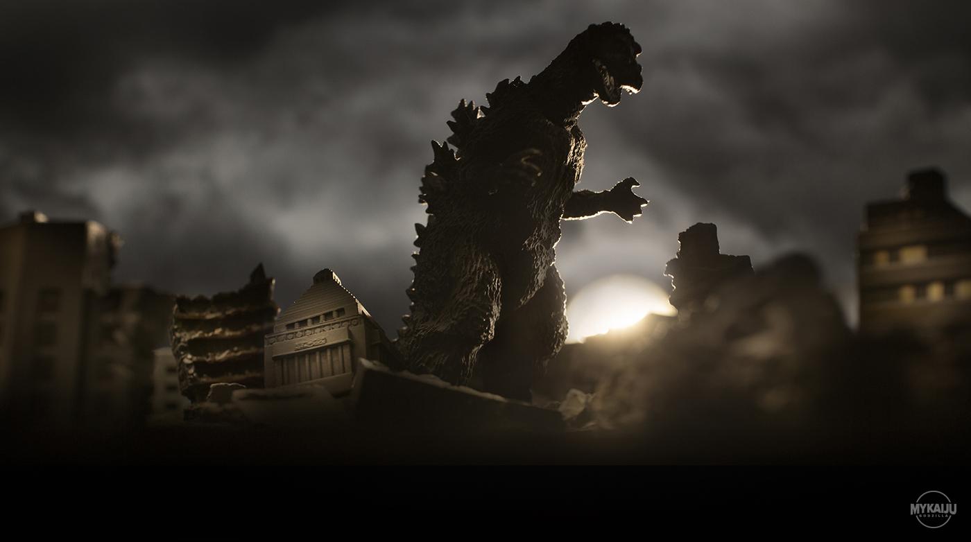 Godzilla 1954 (Bandai)