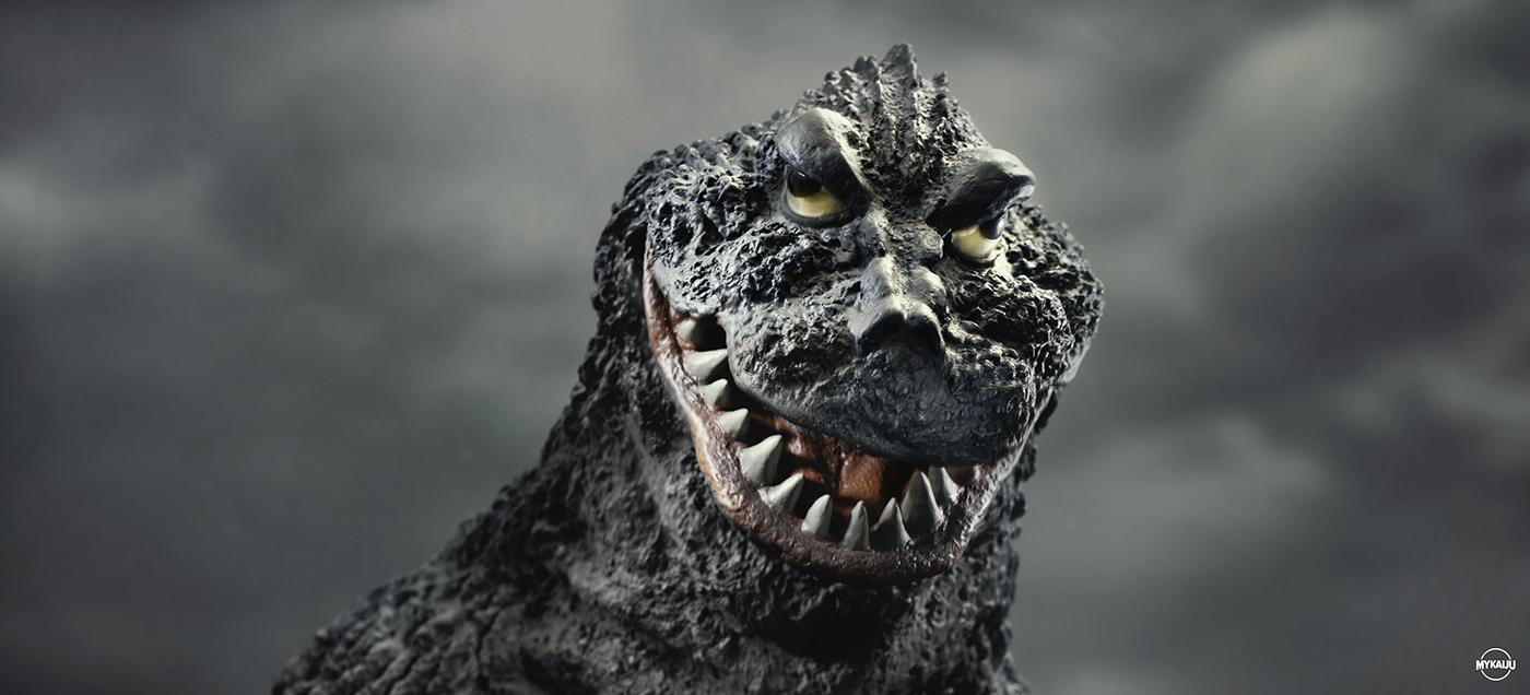 X-Plus Gigantic Godzilla 1962