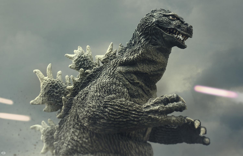 X-Plus FSL Godzilla 1962