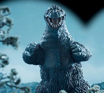 MyKaiju Godzilla | X-Plus KinGoji
