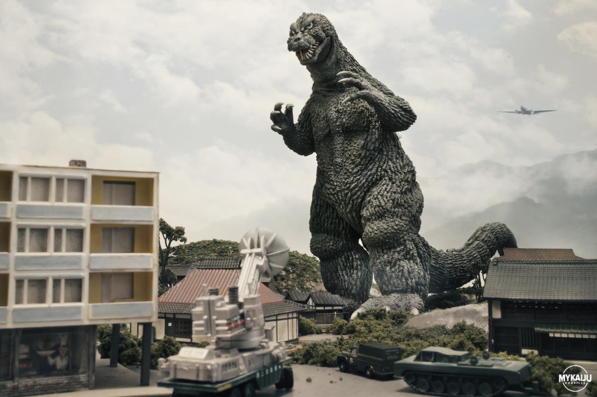 X-Plus 30cm Godzilla 1964