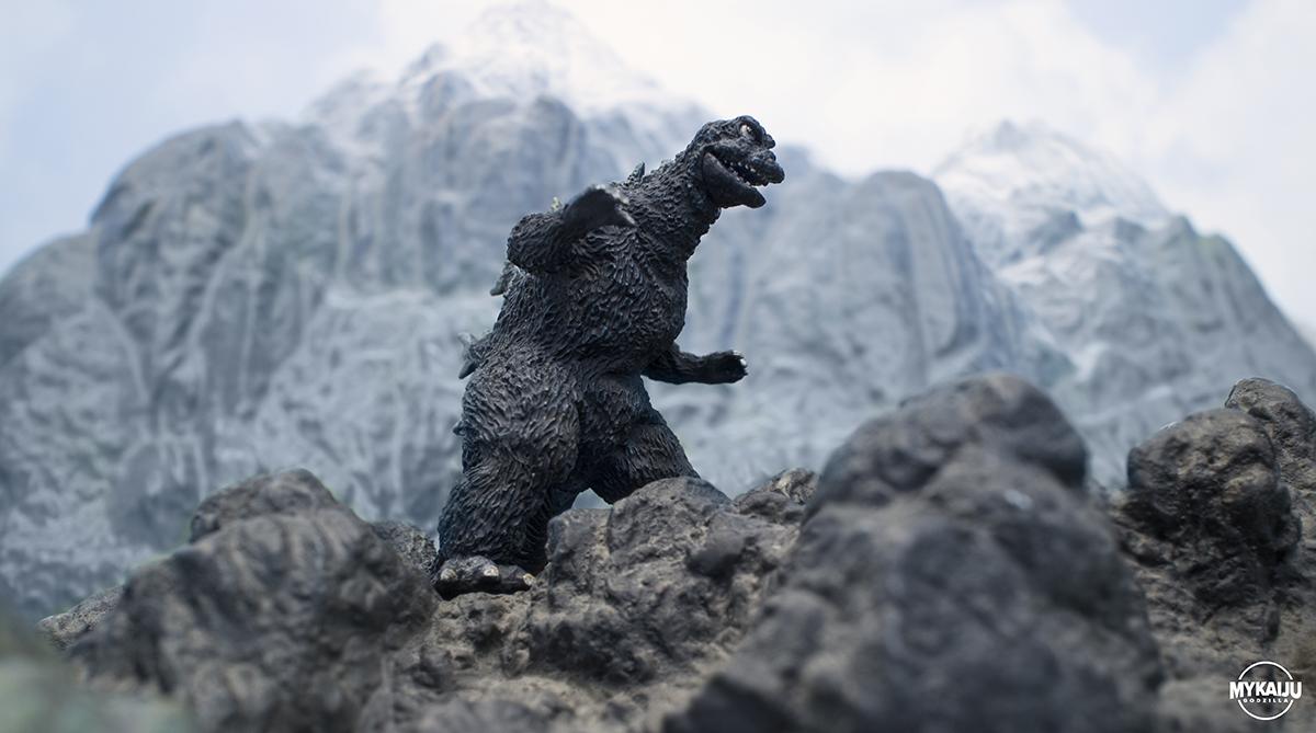 Bandai Godzilla 1966