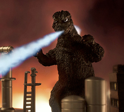 MyKaiju Godzilla | Godzilla vs The Cosmic Monster