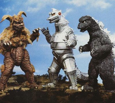 MyKaiju Godzilla | Godzilla Places 1974