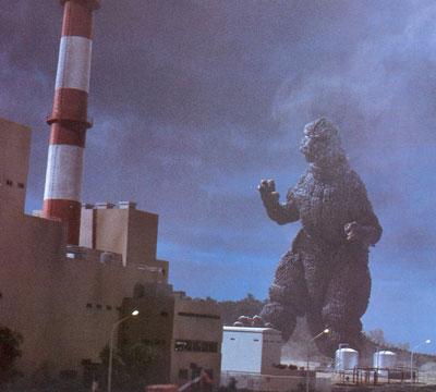 MyKaiju Godzilla | Godzilla Places 1984