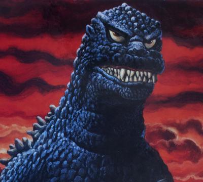 MyKaiju Godzilla | Godzilla 1984 Popup Book