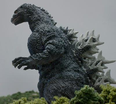 MyKaiju Godzilla | X-Plus Godzilla 1991