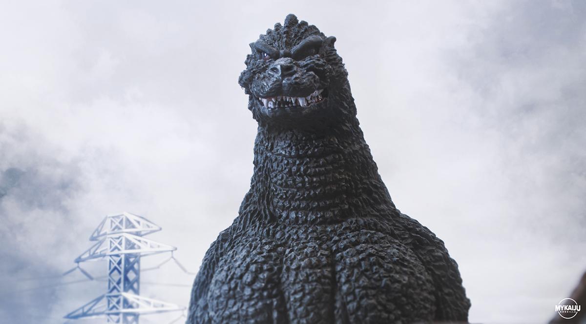X-Plus Godzilla 1991