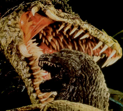 MyKaiju Godzilla | Godzilla vs Biollante Poster