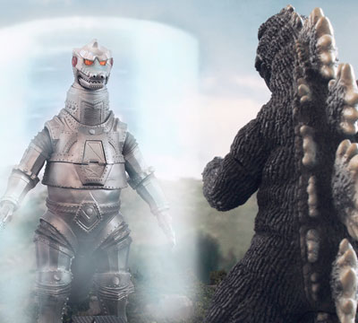 MyKaiju Godzilla | Making the Shot