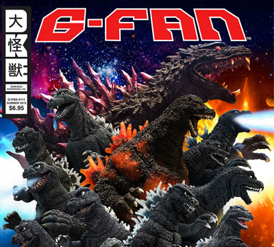 MyKaiju Godzilla | G-Fan Magazine