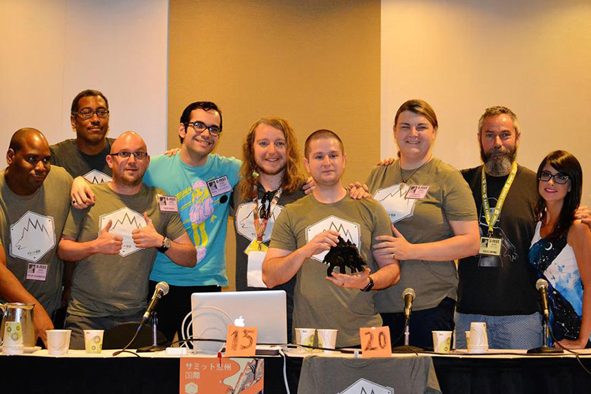 G-Fest XXIV Summit Kaiju Contest Panel