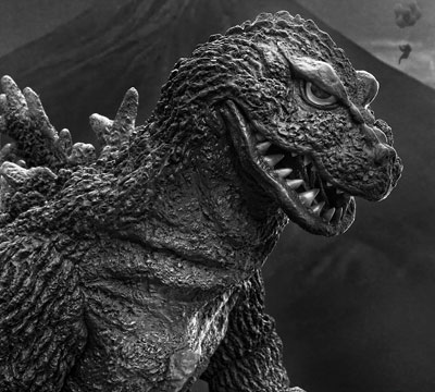 MyKaiju Godzilla | Gigantic Godzilla 1962