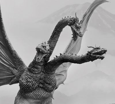 MyKaiju Godzilla | King Ghidorah