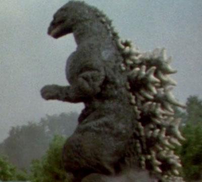 MyKaiju Godzilla | Gojira appears