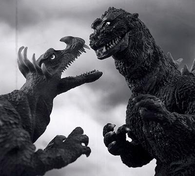 MyKaiju Godzilla   Godzilla Raids Again