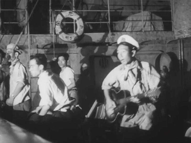 The Glory Maru from Godzilla 1954