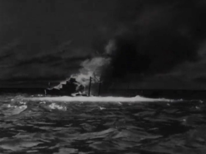 The Glory Maru from Godzilla 1954