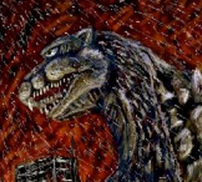 MyKaiju Godzilla   Big Manga