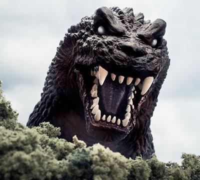 MyKaiju Godzilla | Godzilla Appears (2001)