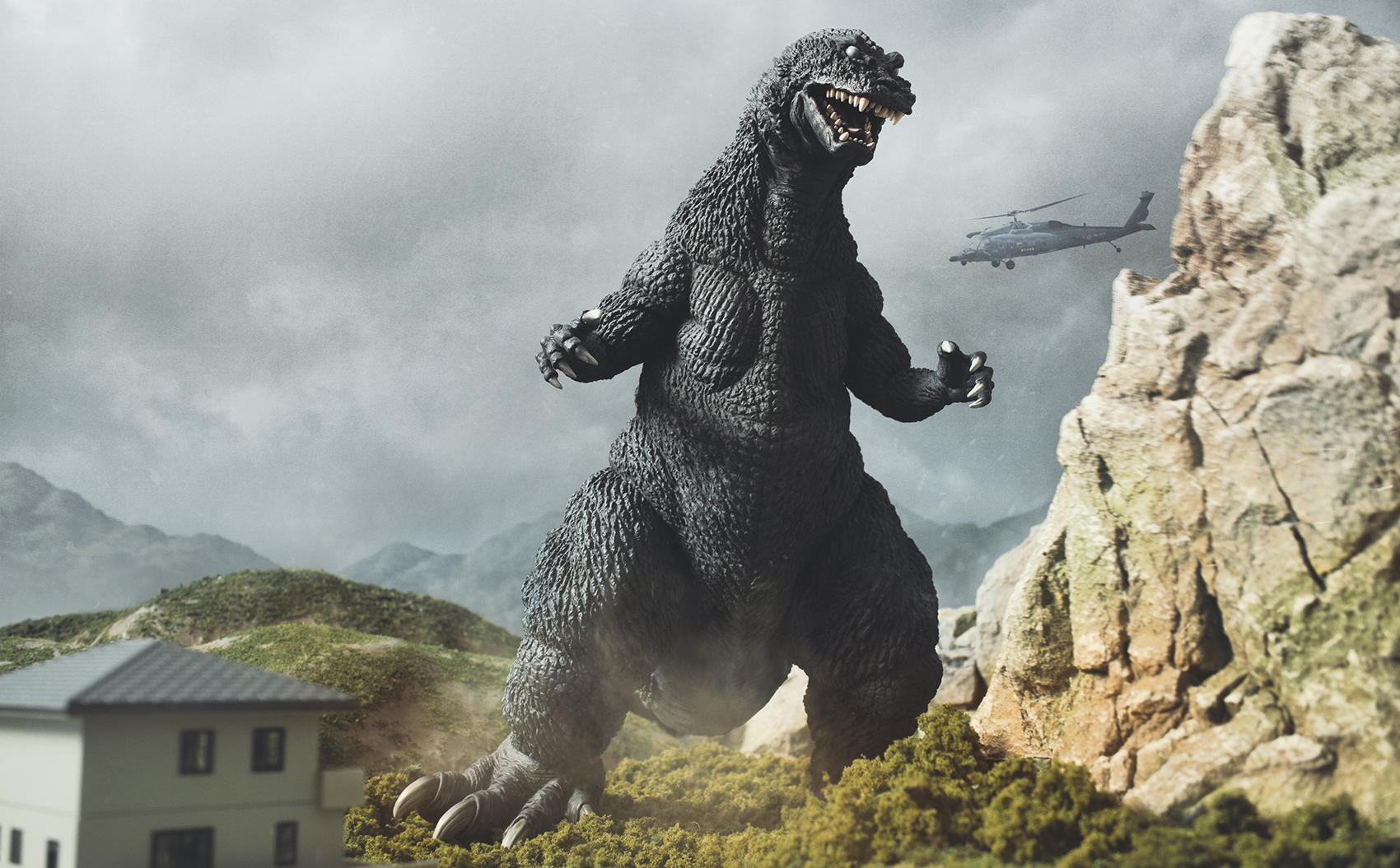 X-Plus Godzilla FSL GMK