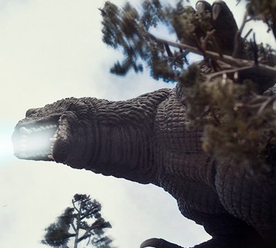 MyKaiju Godzilla | Billiken Godzilla 1975
