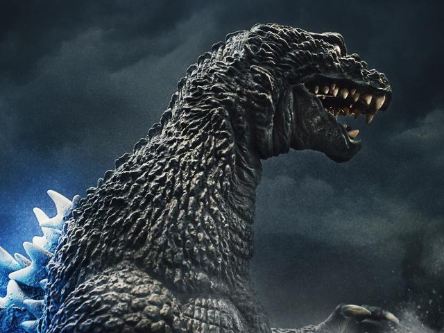 Godzilla GMK 2001