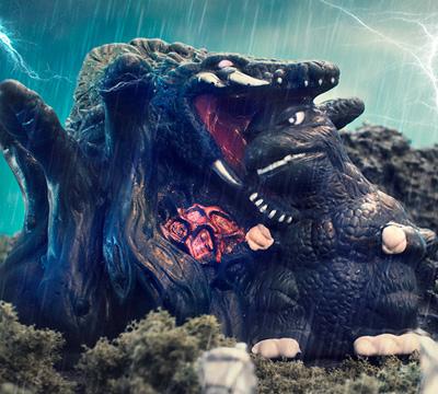 MyKaiju Godzilla | Godzilla vs Biollante