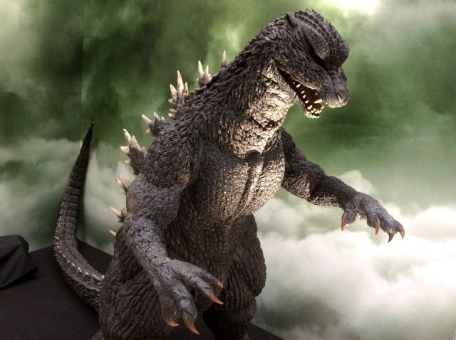 Original Godzilla Final Wars suit