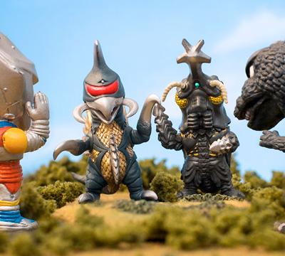MyKaiju Godzilla | Godzilla vs Megalon