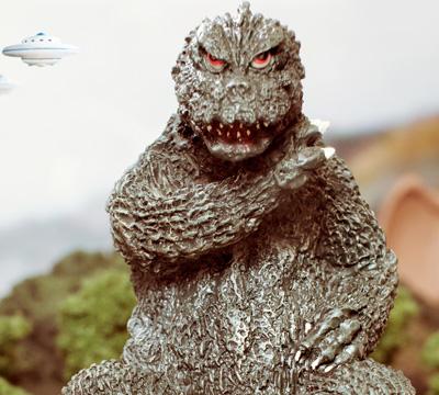MyKaiju Godzilla | Cast Godzilla 1965