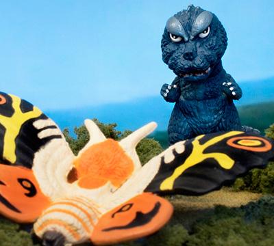MyKaiju Godzilla | Godzilla vs The Thing