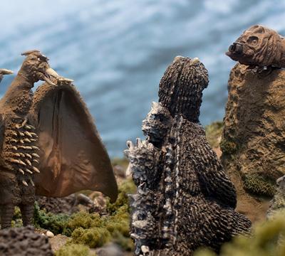 MyKaiju Godzilla | Godzilla, Mothra, & Rodan