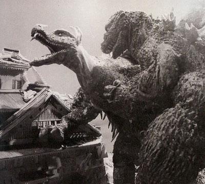 MyKaiju Godzilla | Godzilla Places 1955