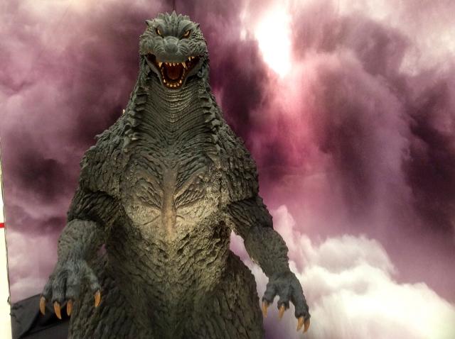 Original Godzilla Tokyo SOS suit
