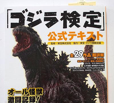 Godzilla Certification text book