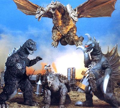 MyKaiju Godzilla | Godzilla vs Gigan Comic