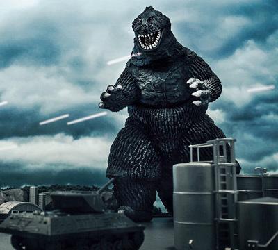 MyKaiju Godzilla | King Goji Attacks
