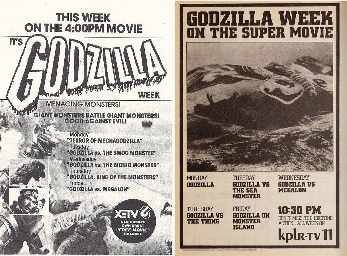 My TV Guide – MyKaiju Godzilla