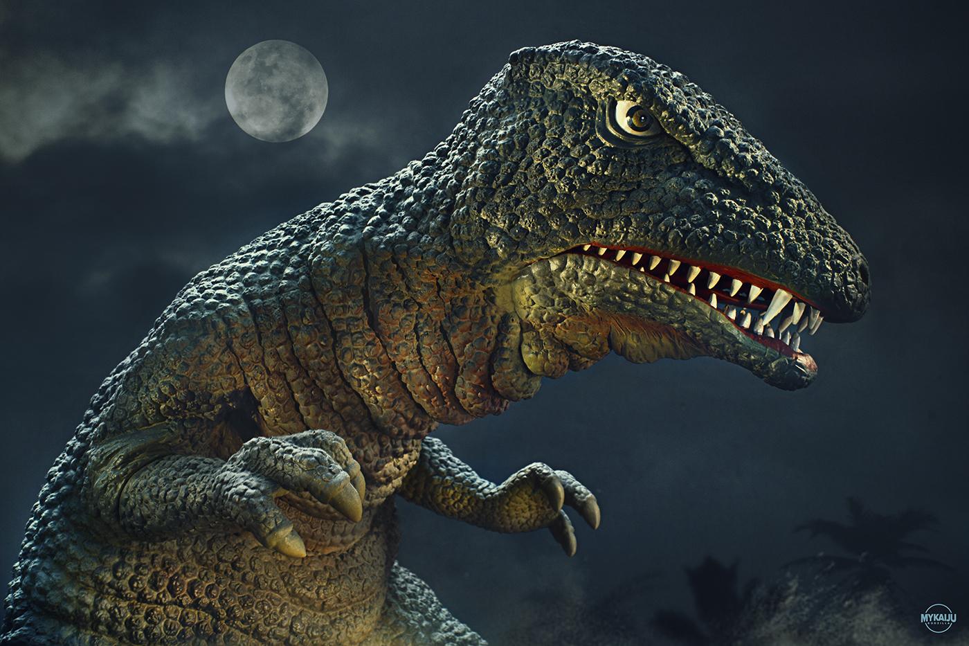 X-Plus 30cm Gorosaurus