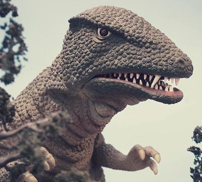 MyKaiju Godzilla | X-Plus Gorosaurus