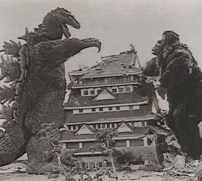 MyKaiju Godzilla | Godzilla Places 1962