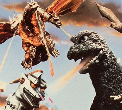 MyKaiju Godzilla | Godzilla Movie Series